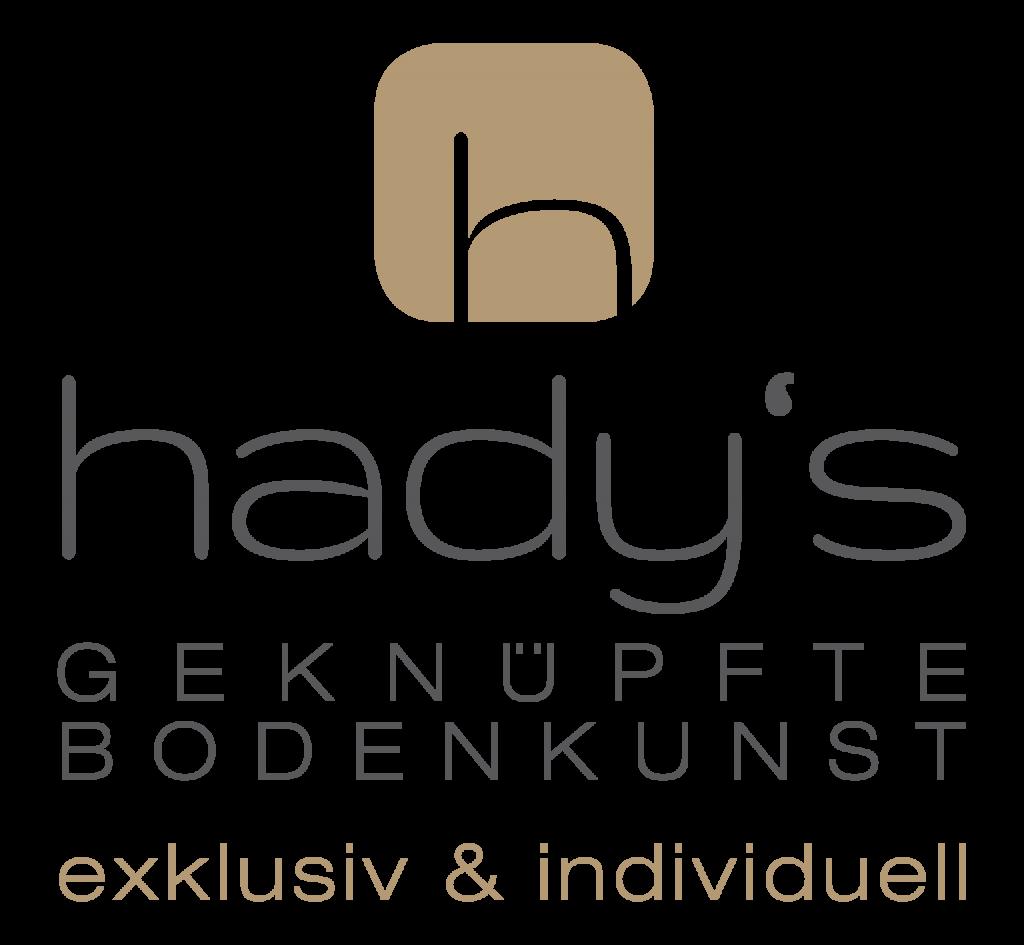 Logo von hady's